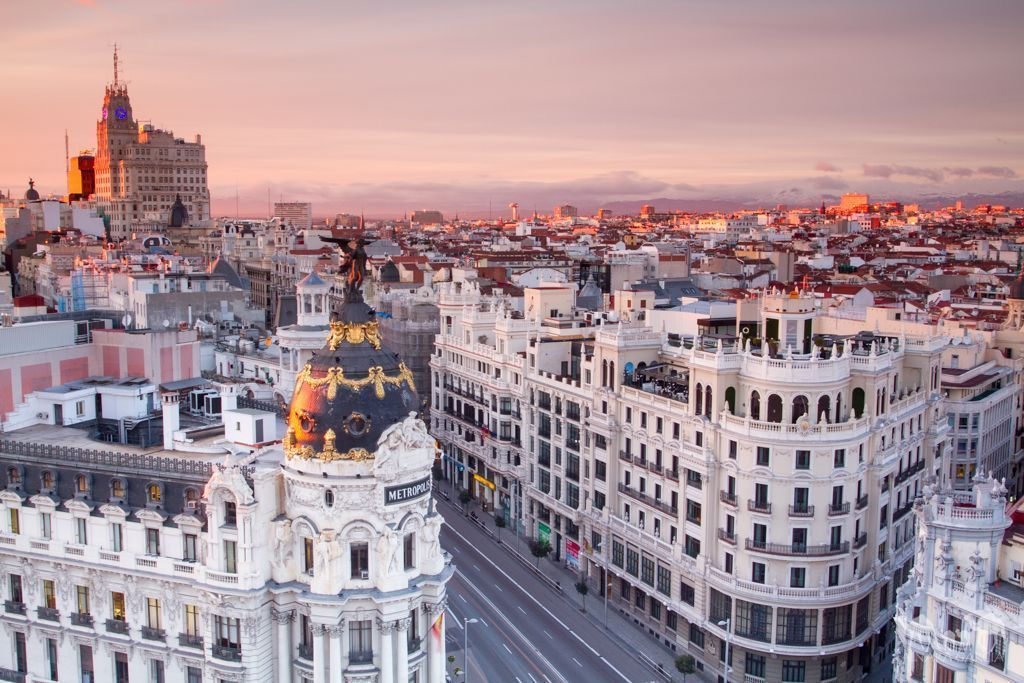 Bcn Apartment Rentals Blog 10 Best Viewpoints In Madrid