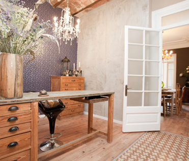 BCN Apartment Rentals Reception;?>